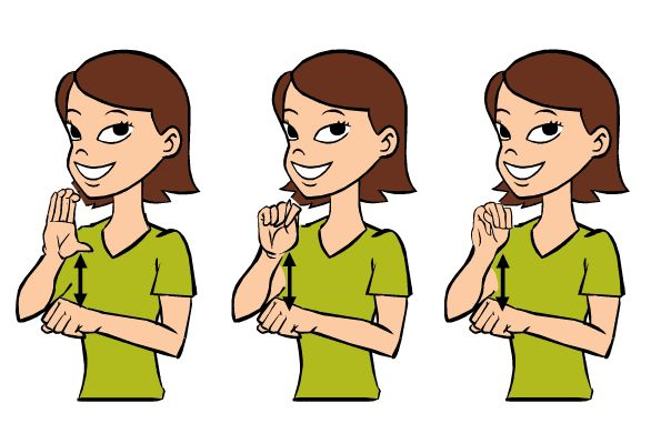 church in sign language - Google Search