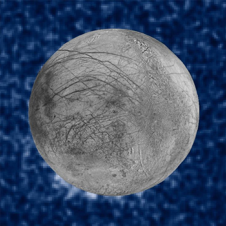 NASA's Hubble Spots Possible Water Plumes Erupting on Europa