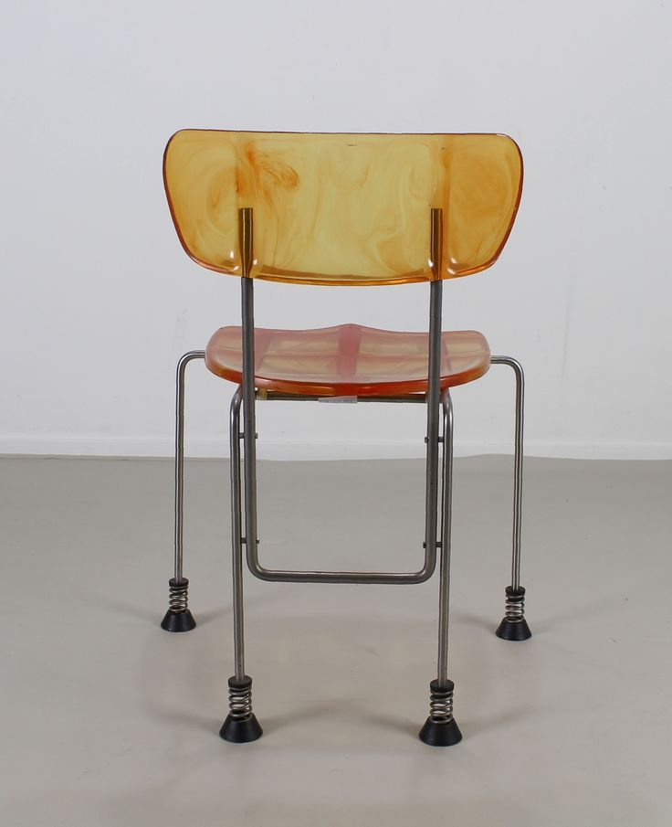 Broadway Chairs By Gaetano Pesce For Bernini, Italy