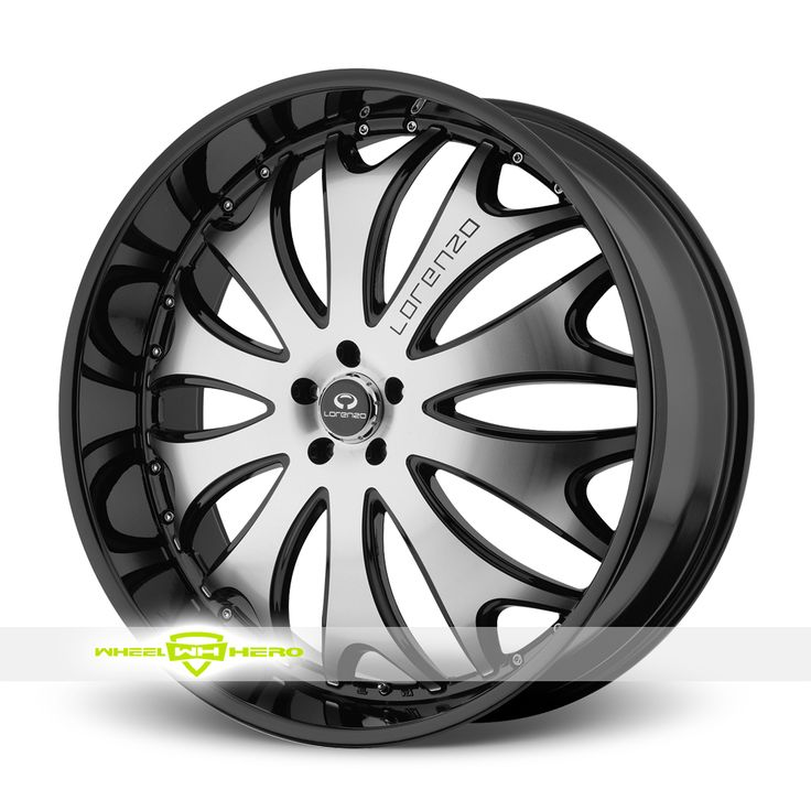 171 best Nice rims images on Pinterest | Car rims, Black wheels and ...
