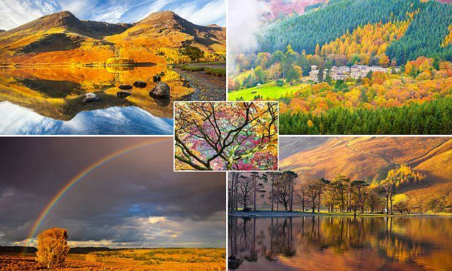 The most stunning UK places to witness autumn colours during half-term