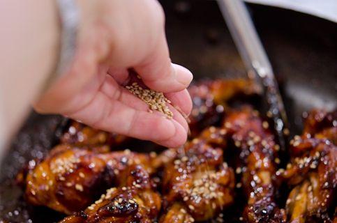 My Teriyaki Chicken... seem delicious...