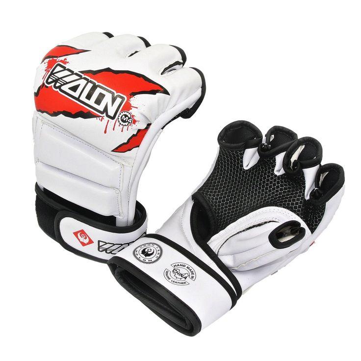 Get Best Price Fight Boxing Gloves Mitts Sanda Karate Sandbag Taekwondo Protector For Mma Muay Thai Kick Boxing Gloves #Fight #Boxing #Gloves #Mitts #Sanda #Karate #Sandbag #Taekwondo #Protector #Muay #Thai #Kick