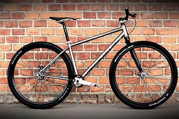 SingleBe Bikes Street-Killer