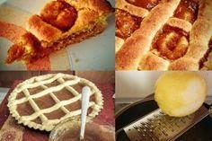 crostata di marmellata di pesche e albicocche bimby