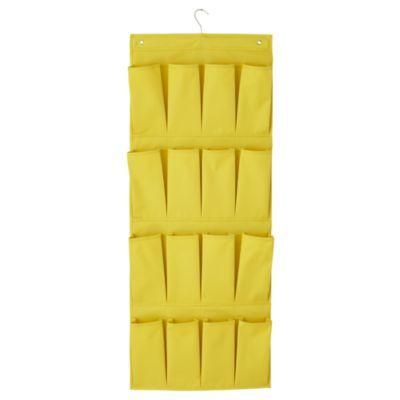 I Think I Canvas Shoe Hanger (Yellow) | The Land of Nod