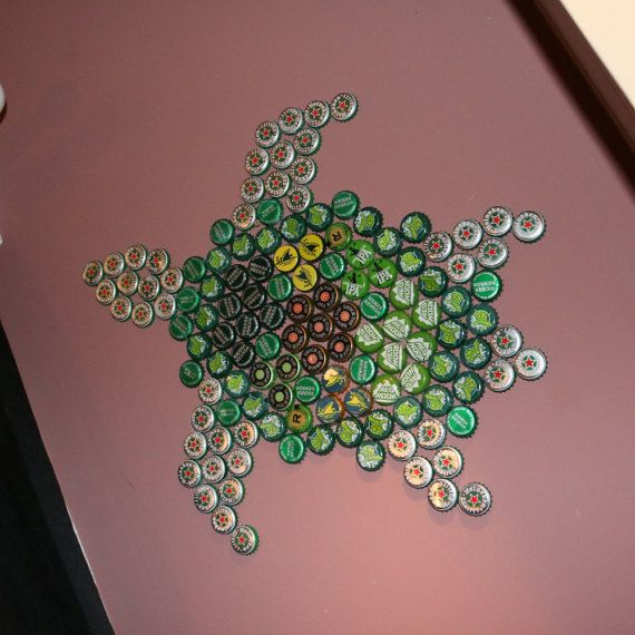 Bottle Cap Wall Art best 20+ beer bottle caps ideas on pinterest | beer caps, bottle