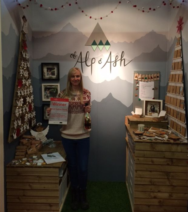 Winning stands announced at Country Living Christmas Fair in Harrogate
