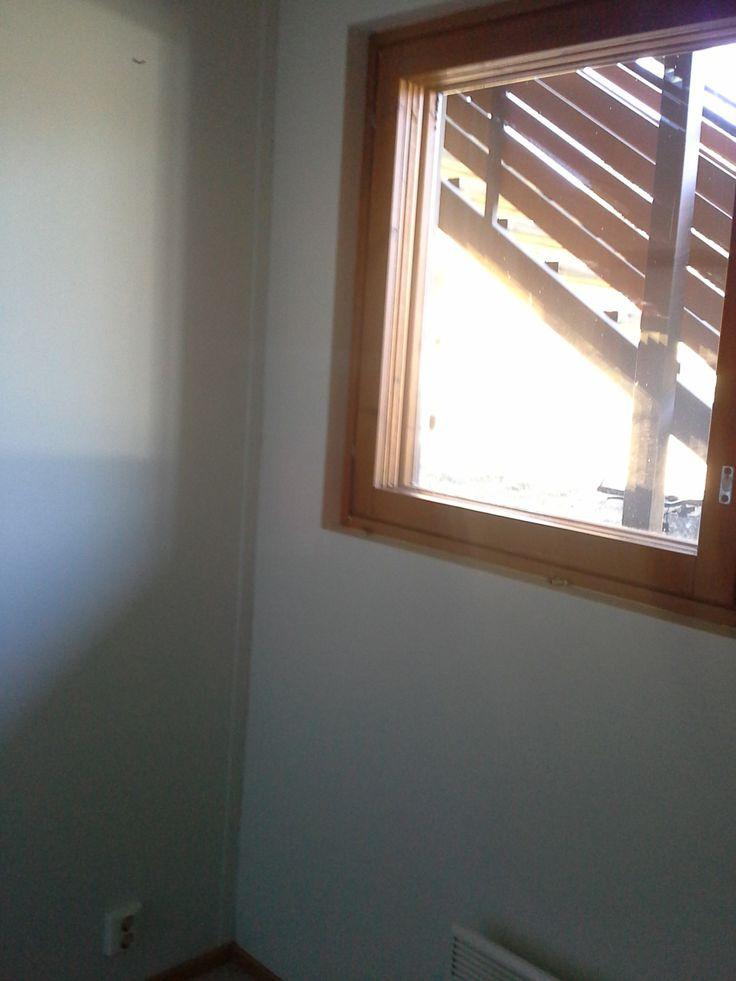 keittiön ikkuna kulma