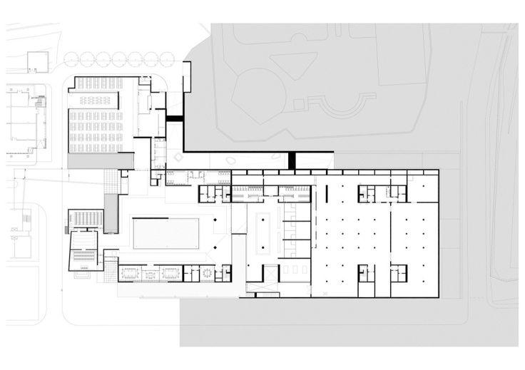 Amore Pacific Research & Design Center / Alvaro Siza