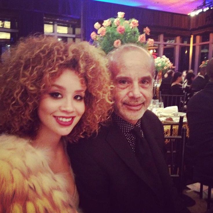 Jillian Hervey Ramon Hervey Ll Guests Hair Pinterest