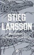 De vrouw die met vuur speelde. Stieg Larsson. De redactie van het blad Millennium ontvangt uiterst explosief materiaal over jonge Russische vrouwen die in Zweden in de hoogste kringen worden ingezet als prostituees. Vanaf ca. 17 jaar. Deel 2 van de serie Millennium.