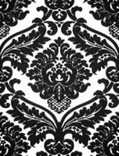 xx001 zwart wit barok 3d vinyl behang black and white wallpaper siyah beyaz duvar kagidi 11