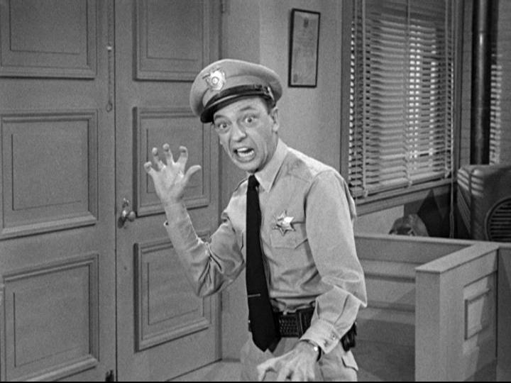 Don Knotts Long Before Mayberry As The President Of His