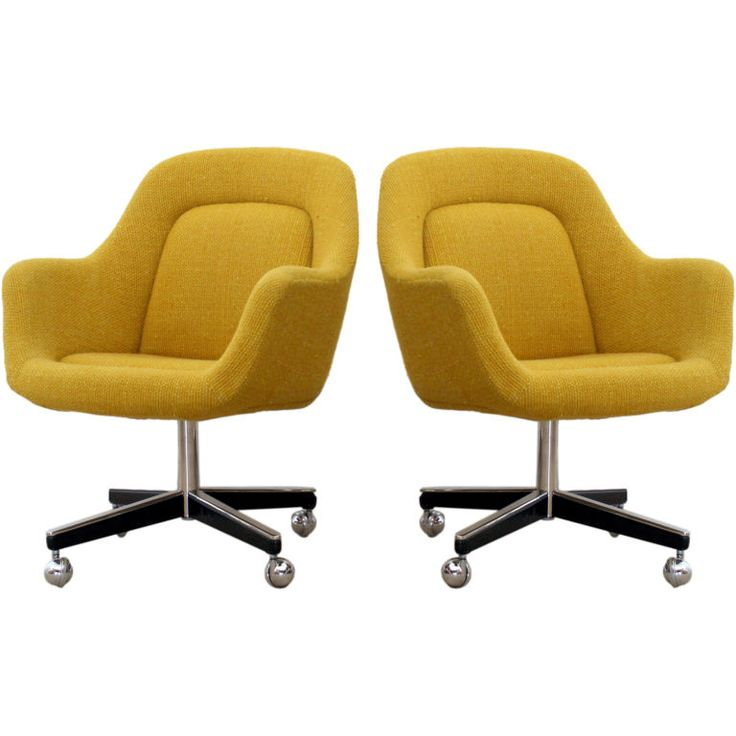 office chair with fabric upholstery and swivel see more retro desk chairs