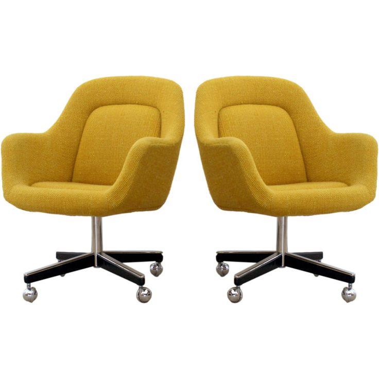 ... Knoll Desk Chair
