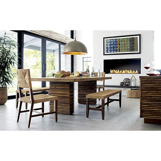 Rodan Pendant Light Large Sideboard Reclaimed Wood