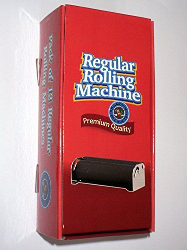 12 X Premium Quality Regular Cigarette Rolling Machines Bulk Purchase Boxed New ** See this great product.