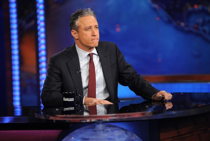 """Jon Stewart to co-anchor hour of 'SportsCenter' with Hannah Storm from Warrior Games 