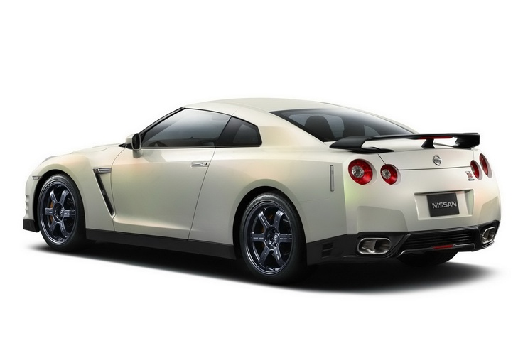 Matte white #Nissan #GTR Egoist