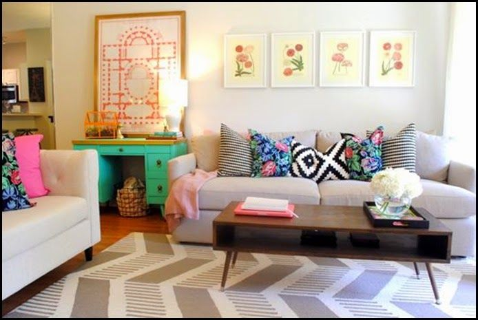Craving Some Color In My Home For Spring