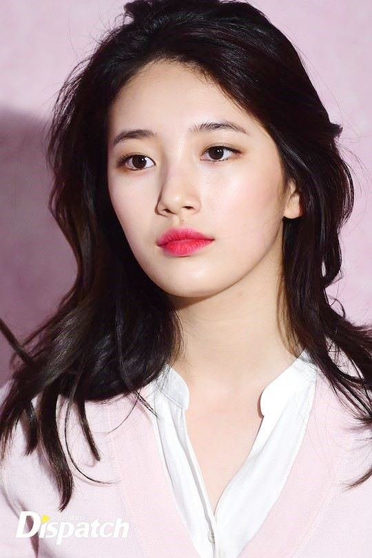 Suzy @ Bean Pole Accessory 2015 photoshooting
