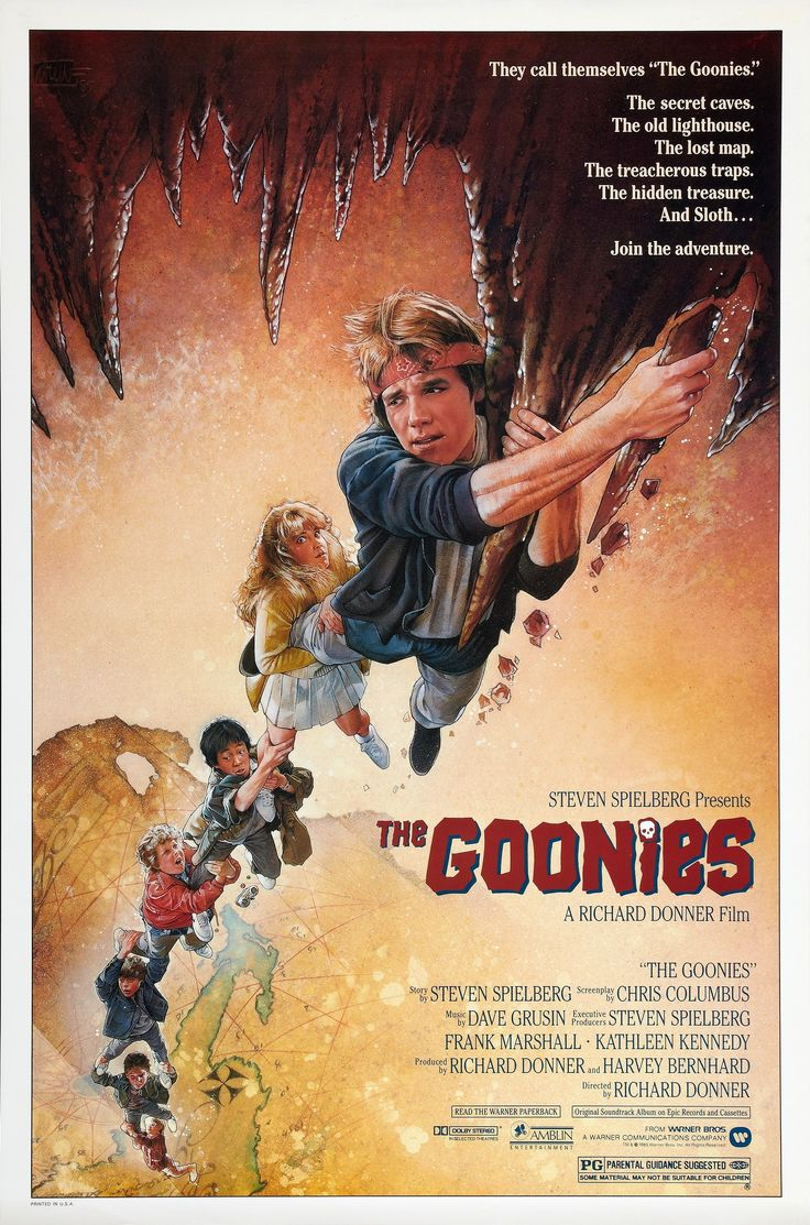 Pin by Natalie S. on Television & Movies in 2020 Goonies