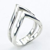 Willow 925 Sterling Silver Ring