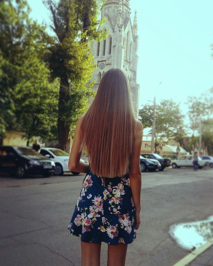 Long hair Мой инстаграм @jules.sj  Светлые волосы, окрашенные волосы. Шатуш2017. Омбре2017