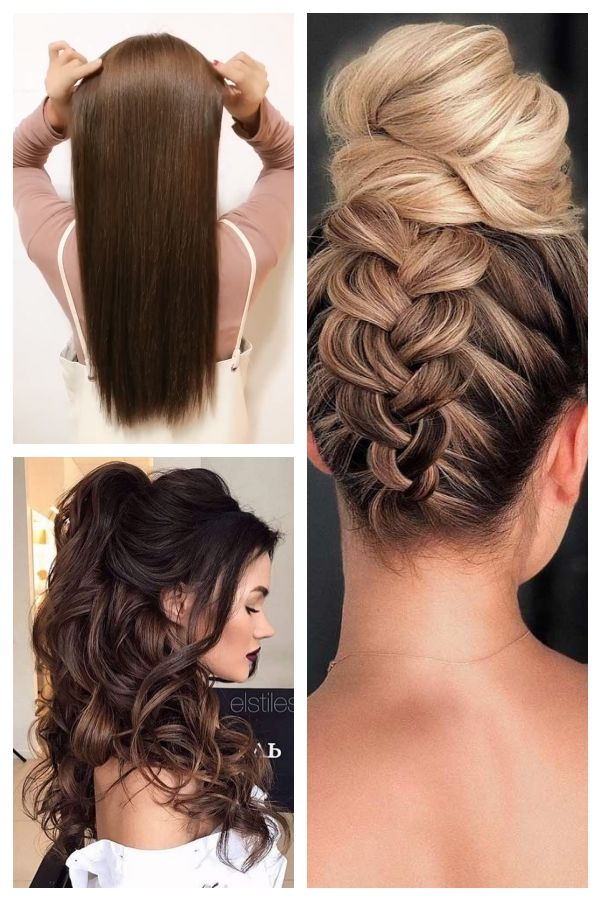 Hairstyle Tutorials For Long Hair New Hairstyle Video Long Hair Styles Hair Videos