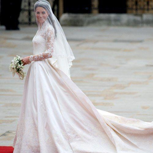 #Abiti da #sposa da favola: @Zalando ripercorre 100 anni di stile dei reali