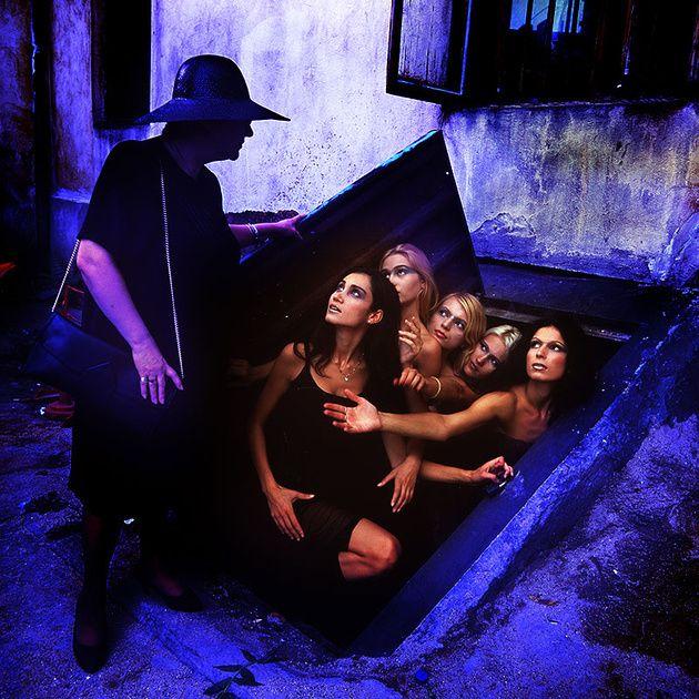 Fashion Editorial Excess Magazine photo by Catalin Anastase, style Ovidiu Buta