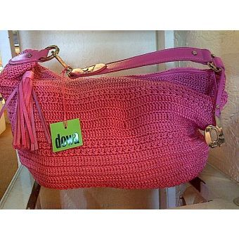Dowa bag, Nylon crochet made by Yogyakarta artisans