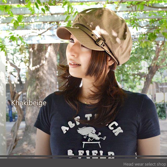 【楽天市場】【帽子2個買ったら送料無料】帽子 キャスケット コットンキャスケット 飾りベルト付き BM レディース 帽子 春夏 秋冬 UVカット 紫外線対策 シンプル つば付き つば付 カジュアル:帽子屋そら