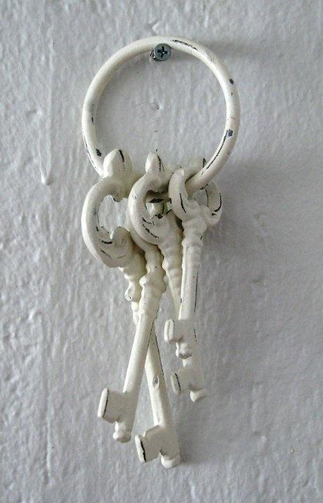 #white #key