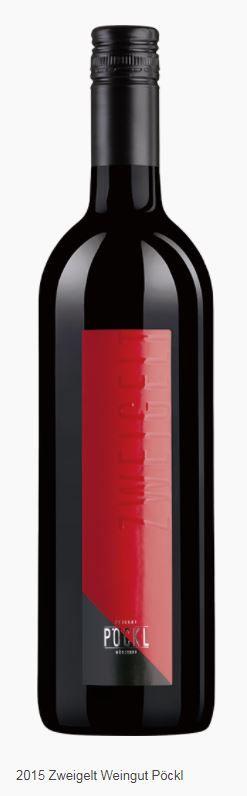 2015 Zweigelt Weingut Pöckl Mövenpick Wein