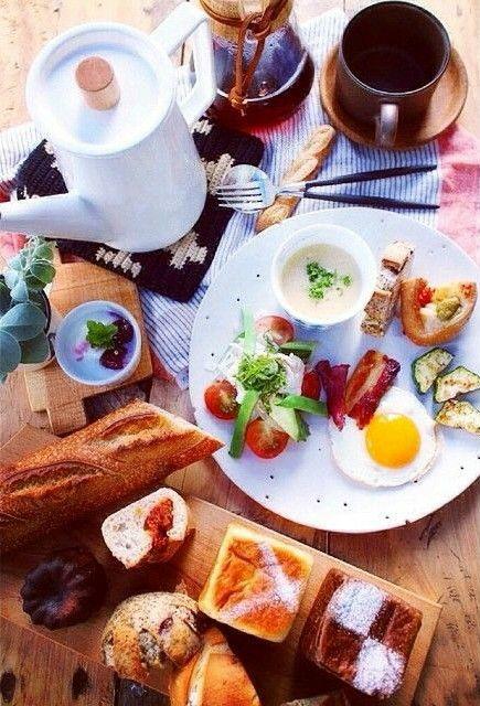 breakfast~ kyoko_plus