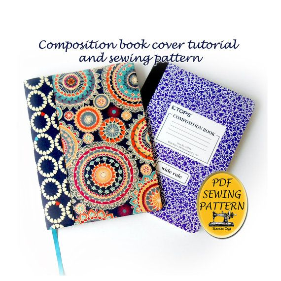 Pattern For Book Cover ~ Unique composition notebook covers ideas on pinterest