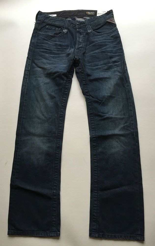 Mens Replay Jeans 28 x 32  Doc  New With Tags Authentic REDUCED !!