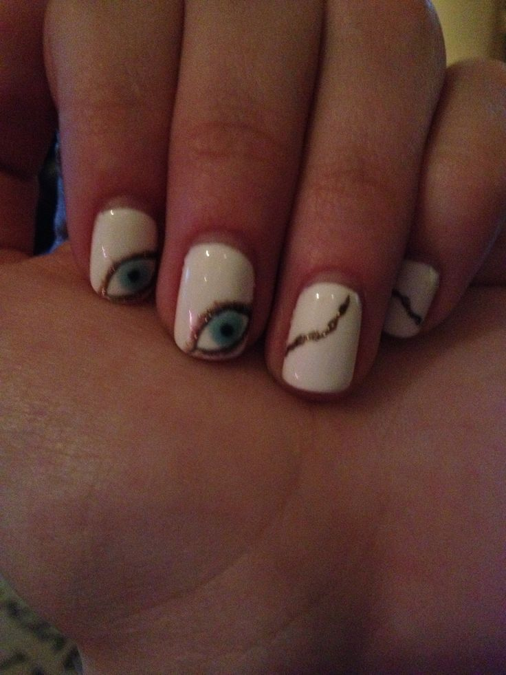 98 best Optical Nail Art images on Pinterest | Accessories, Belle ...