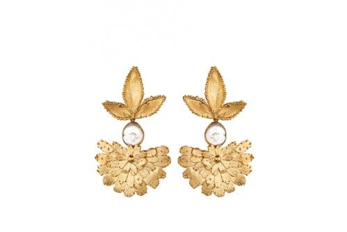 GAS BIJOUX / PALOMA Disponible sur http://www.bymarie.com/marques/gas-bijoux.html #gasbijoux #bijoux #jewellery #joaillerie #bouclesdoreilles #earrings #handmade #gold #boheme #chic #bohemian #fashion #mode #paris #marseille #sainttropez #bymariestore