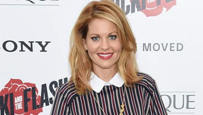 Candace Cameron Bure Hosts The View