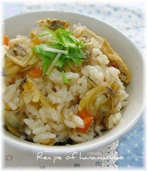 楽天が運営する楽天レシピ。ユーザーさんが投稿した「炊飯器であさりの炊き込みごはん」のレシピページです。冷凍のあさりのむき身と、ニンジン、油揚げの炊き込みご飯です。鉄分とビタミンB12が多く含まれているあさりは、妊婦さんにもおすすめです。。アサリの炊き込みごはん。お米,水(内釜の炊き込み目盛り),あさり(むき身・冷凍),油揚げ,ニンジン,三つ葉(お好みで),・・調味料 A・・,和風だしの素,薄口しょうゆ、酒,みりん