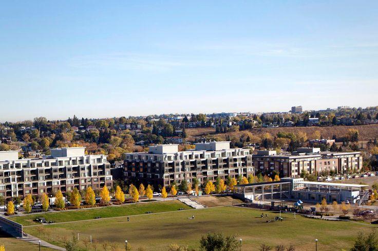 The City of Calgary - The Bridges