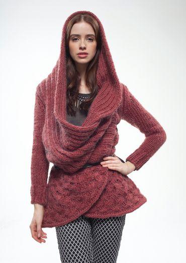 Big Red | Knitrowan
