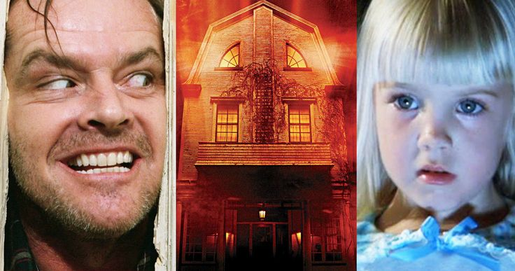 From The Shining to Poltergeist, we look at some of the scariest Haunted Houses ever captured on film.