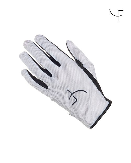 """Online Collection MESH GLOVES - Dany fay Golf Couture   PERFECT FIT, FEEL & STYLE The """"Dany Fay Golf Couture light glove"""" fits your hand snugly and stylishly, providing you with top performance for your golf game.The palm of this elegant glove is made of selected premium Cabretta leather for a perfect feel  https://www.danyfay.com/en/gloves/mesh-glove.html #golf #shopping #store #golfshopping #cabretta #leather #golfclothes #golfing #Collection #MESH #GLOVES #Danyfay #GolfCouture"""