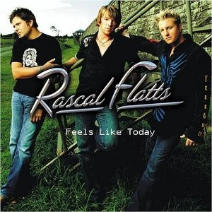 Rascal Flatts .. saw them in concert in NC before anyone even knew who they were ... autographs in the kitchen of the restaurant .... Niecey - do you still have that CD cover???