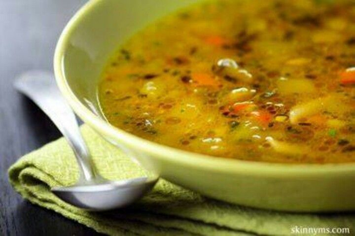 Fat busting soup