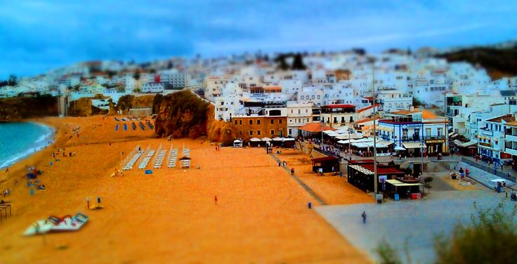 Beautiful #Albufeira town, #Portugal.